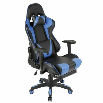 AU869.37 • Buy Leather Chair Gaming Armchair Safe Durable Ergonomic Heavy-Duty Computer Office