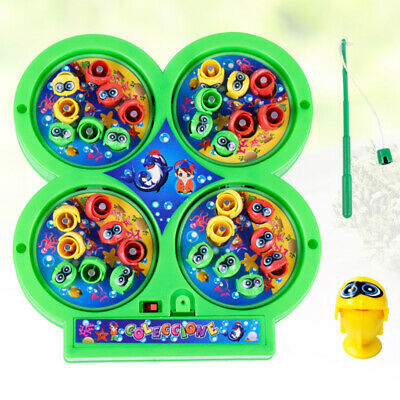 £7.11 • Buy 1 Pcs Children Toy Fishing Game Set For Toddlers Children