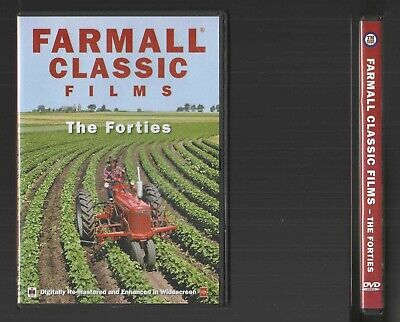 £4.30 • Buy Farmall Classic Films DVD 1940s International Harvester Movies From 40s Forties