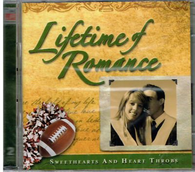 £23.99 • Buy Time Life - Lifetime Of Romance - Sweethearts And Heart Throbs   NEW - 32 Tracks