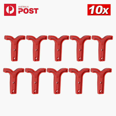 AU13.99 • Buy 10X T Bar Handle For Anderson Style Plug Connectors Tool 50AMP 12-24v 6AWG
