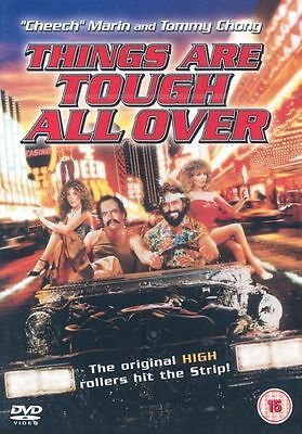 £10.99 • Buy Cheech And Chong's Things Are Tough All Over (DVD, 2004)