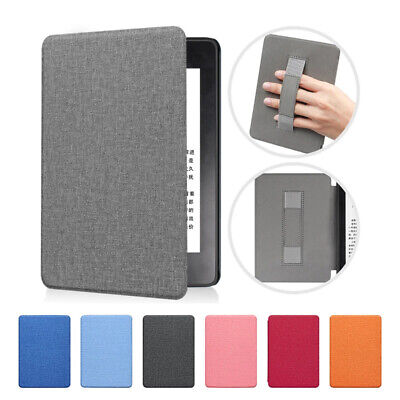 AU10.01 • Buy Leather Smart Case Cover With Hand Strap For Kindle 10th 2019 Paperwhite 4/3/2/1