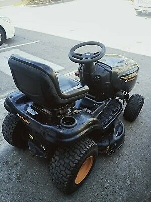 AU2000 • Buy Ride On Mower Used For Sale Mc Culloch Model M17538H With Briggs And Stratton...