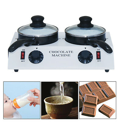 £48 • Buy Electric Chocolate Tempering Machine Chocolate Melter Melting Pot Heater 220V