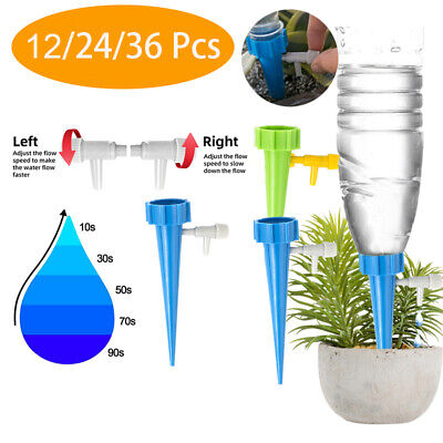 £7.89 • Buy Auto Drip Irrigation Watering System Dripper Plant Flowers Automatic Waterer UK