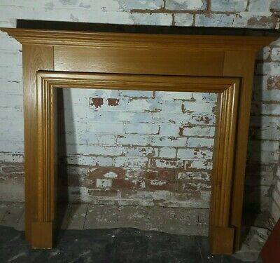 £120 • Buy Beautiful Large Pine  Fire Surround In Great Condition