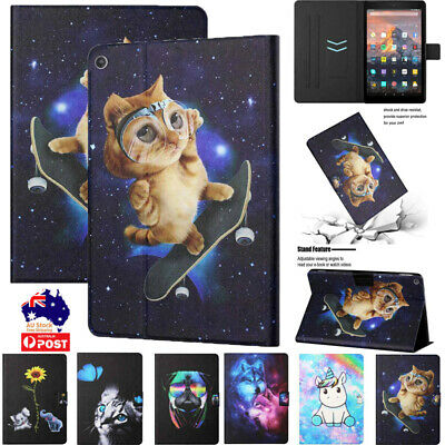 AU13.29 • Buy For Amazon Kindle Paperwhite 1 2 3 4 5/6/7/10th Gen Smart PU Leather Case Cover