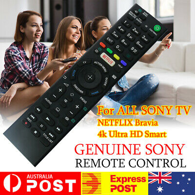 AU14.69 • Buy Replacement For SONY BRAVIA TV NETFLIX Universal Remote Control LCD LED Series