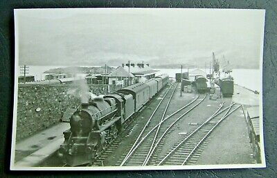 £3.65 • Buy Engine No. 45319   With A With A Train For Inverness At Kyle Of Lochalsh - C1961