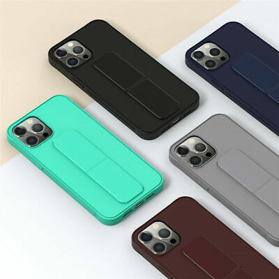 AU10.66 • Buy Leather Stand Case For IPhone 7 8 6 6S Plus SE2 11 12 Pro Max X XR XS Back Cover
