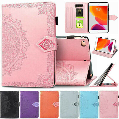 AU22.39 • Buy For IPad 234 5/6/7/8/9th Air 1 2 3 Mini Pro 11 Leather Stand Smart Case Cover