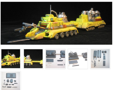 £89 • Buy THUNDERBIRD'S CRABLOGGER 1/350th SCALE MODEL BY UNCL MODELS PRESALE