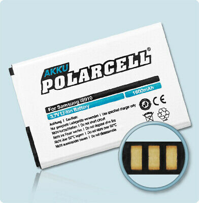 £11.90 • Buy PolarCell Replacement Battery For Samsung Wave GT-S8500 2 II GT-S8530 EB504465VU