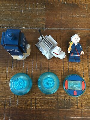 AU59.99 • Buy LEGO Dimensions 71204, Doctor Who Level Pack, As New Condition, Free Postage