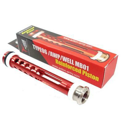 £34.49 • Buy Action Army Alloy Piston For L96 Type 96 Airsoft Sniper Rifles Mb01