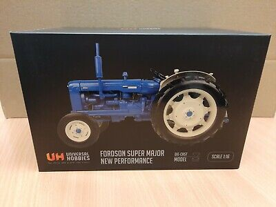 £70 • Buy UH2780 Fordson Super Major New Performance 1.16 Scale Diecast Model