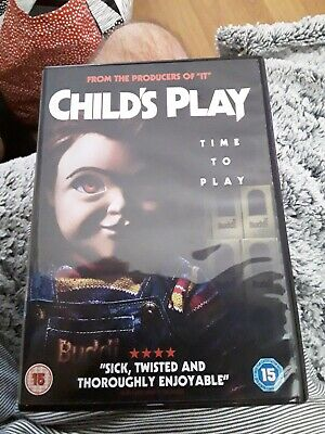£1.20 • Buy Child's Play (DVD, 2019) Horror Thriller Graphic Dark Twisted Sick Sinister Cult