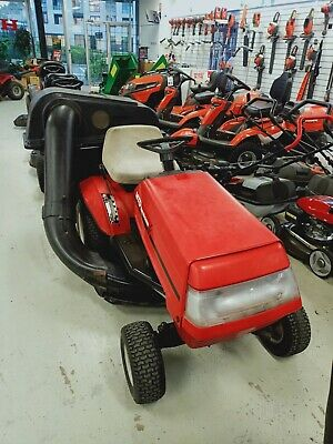 AU3000 • Buy MTD Ride On Mower With Rear Catcher Assabely Used