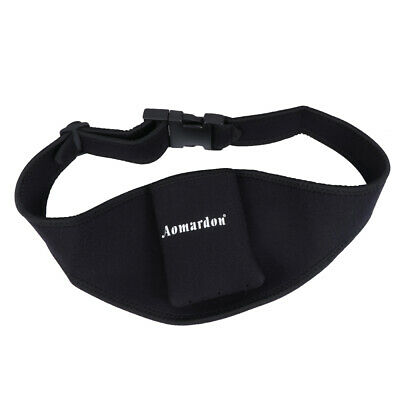 £9.90 • Buy Microphone Transmitter Pouch Microphone Belt Carrier Mic Belt For Fitness