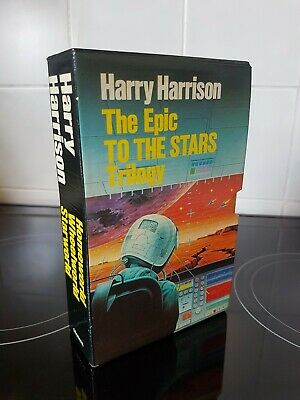£15.99 • Buy Harry Harrison, The Epic TO THE STARS Trilogy, Paperback Box Set