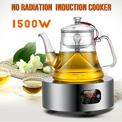 £42.04 • Buy Portable Electric Hot Plate Teapot Cooker Countertop Camping Cooktop Stove 1500