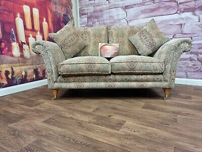 £399 • Buy Parker Knoll Burghley 2 Seater Sofa In Baslow Medallion Gold Rrp £1699
