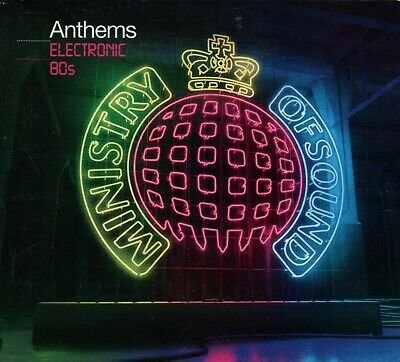 £2.99 • Buy MINISTRY OF SOUND ANTHEMS: ELECTRONIC 80s - Various Artists - 3xCD Album