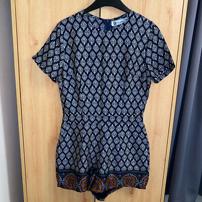£1.30 • Buy Hearts And Bows Size 10 Playsuit