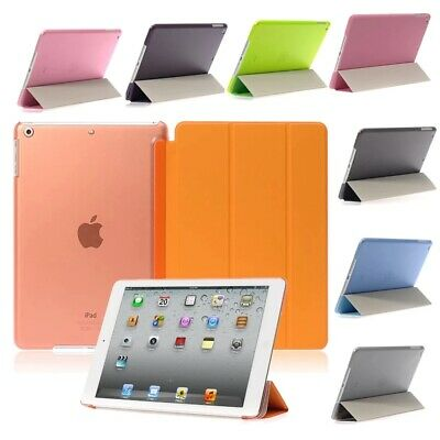 AU11.95 • Buy Smart Case Cover Shockproof Stand For Apple IPad Air4 9th/8th/7th/6th/5th Gen Mi
