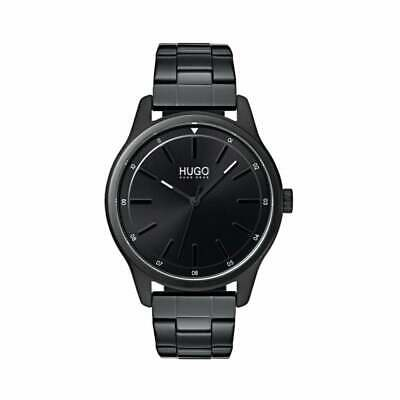 £35 • Buy Hugo Boss 1530040 Dare Black Ion Plated Stainless Steel Mens Classic Watch