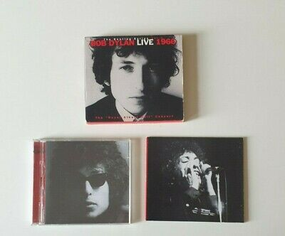 £2.99 • Buy Bob Dylan. Live 1966. Original 2 Cd Edition. Card Sleeve And Booklet.