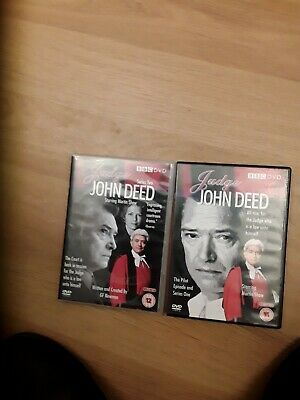 £1.60 • Buy Judge John Deed - Series 1 And 2 Drama Action Adventure Thriller Cult Sinister
