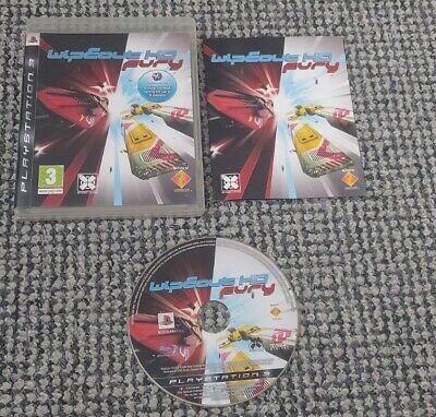 £39.99 • Buy WipEout HD Fury (Sony PlayStation 3, 2009) - Complete,Free Postage,PS3