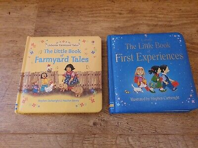 £9 • Buy Usborne The Little Book Of First Experiences And Farmyard Tales Books