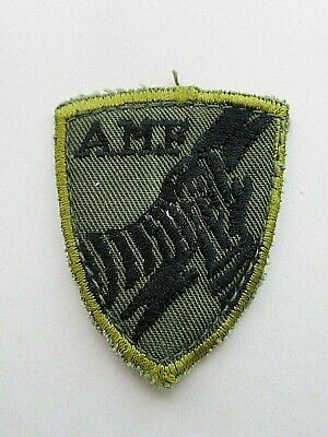 £0.99 • Buy Allied Mobile Force (AMF) Woven Formation Badge