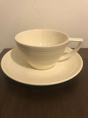 £6.90 • Buy Jasper Conran At Wedgwood - Earthenware Cup And Saucer, In Excellent Condition