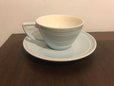 £6.50 • Buy Jasper Conran At Wedgwood - Earthenware Cup And Saucer, In Excellent Condition