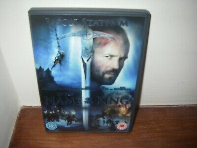 £0.99 • Buy In The Name Of The King (DVD) Jason Statham