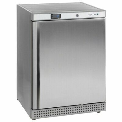 £1036.80 • Buy Tefcold UR200S Undercounter Refrigerator - Stainless Steel