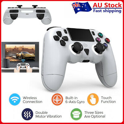 AU36.66 • Buy Wireless Controller Gamepad For PS4 Pro Slim Dual Motor Vibration 6-Axis Gyro*
