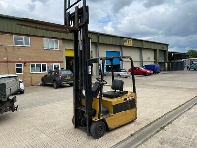 £2250 • Buy Caterpiller F35 Electric Forklift