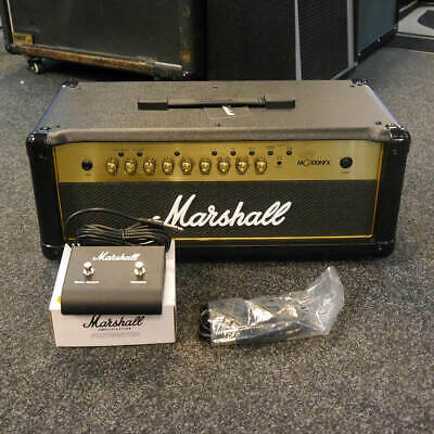 £164 • Buy Marshall MG100HFX & Footswitch - 2nd Hand