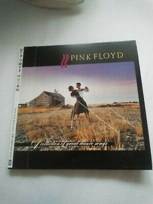 £3 • Buy Pink Floyd - Collection Of Great Dance Songs (2001) Mini LP Cd Japanese Import