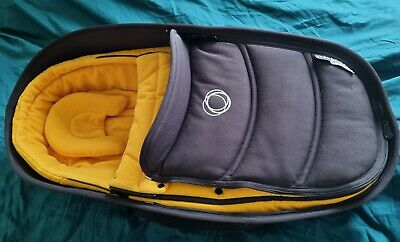 £30 • Buy Bogaboo Bee Carrycot And Footmuff