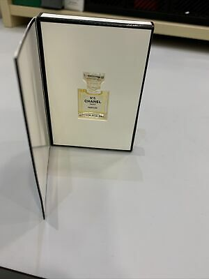 £40 • Buy Chanel No5 Pure Parfum Sample 1.5ml In A Small Coffret Box Limited And Rare