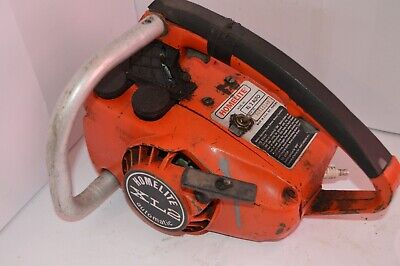 £39 • Buy Homelite XL2 Auto Petrol Chainsaw Spares Or Repairs