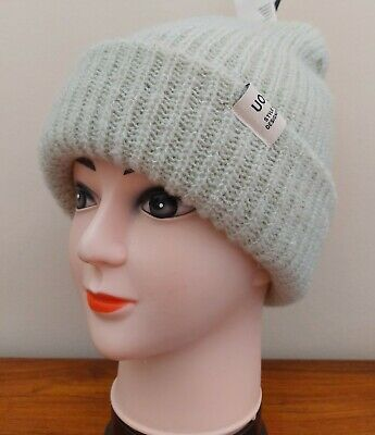 £14.95 • Buy Adult | Urban Outfitters | Uo-76 | Spearmint Green Beanie Hat | Onesize - Bnwt