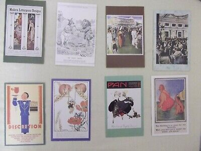£3.50 • Buy Joblot / Collection Of Nostalgia Postcards By 18 Various Themes, Adverts Etc