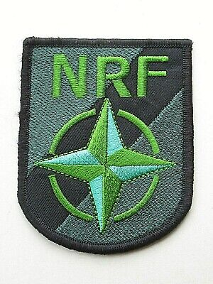 £0.99 • Buy NATO Response Force Woven Formation Badge